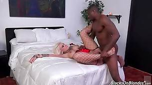 Lucky B Dallas Is Fucked And Fed With Cum 2