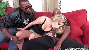 Hot Alana Luv Is A Black Cock Slut 2
