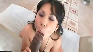 Kyanna Lee Is Very Much Black Cock Hungry 1