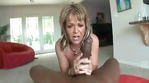 Curvaceous Lady Gets Fucked By Black Man 2