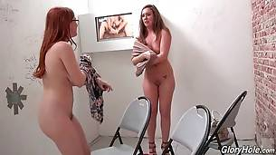Maddy O`Reilly And Penny Pax Enjoy Black Dick 2